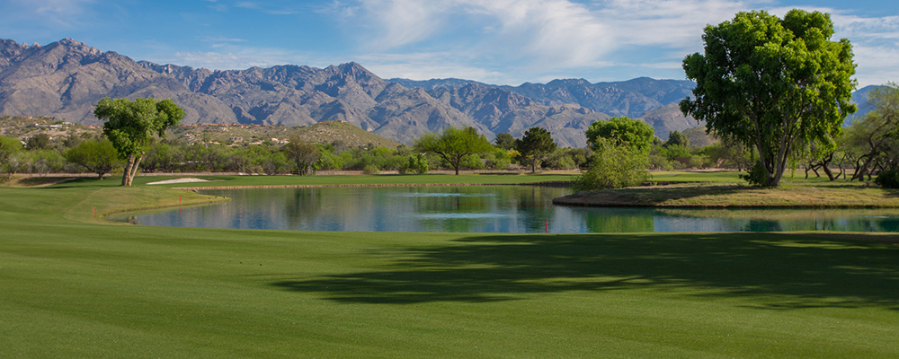 Golf Clinic, Reception & Pro-Am at Tucson Country Club