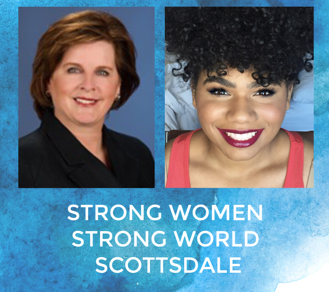 Strong Women Strong World Luncheon in Scottsdale, Arizona