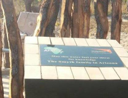 MUDEU, ZAMBIA – Well 2
