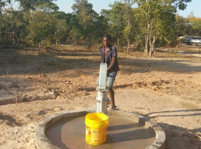 MUKISHI, ZAMBIA