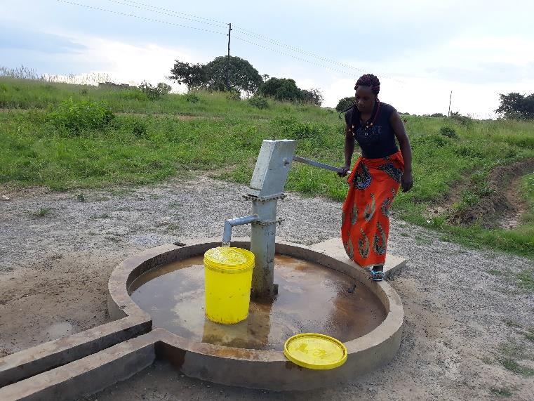 MWACHISOMPOLA, ZAMBIA