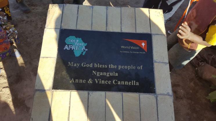 NGANGULA, ZAMBIA