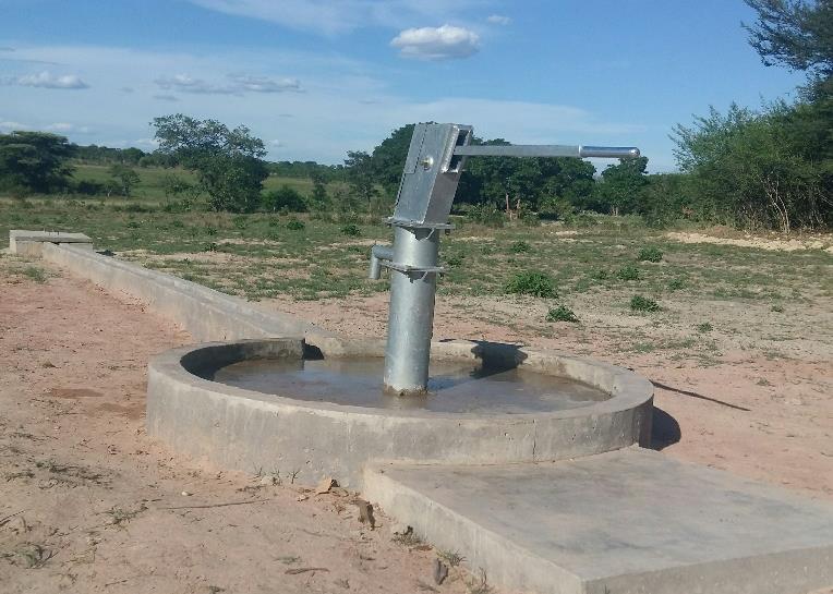 SIBESHA, ZAMBIA