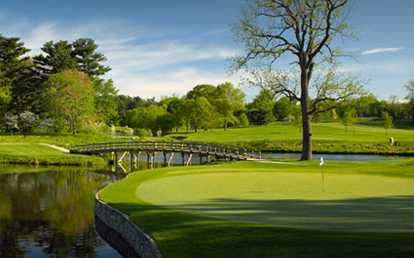 Chevy Chase Club Demonstration Clinic & Reception