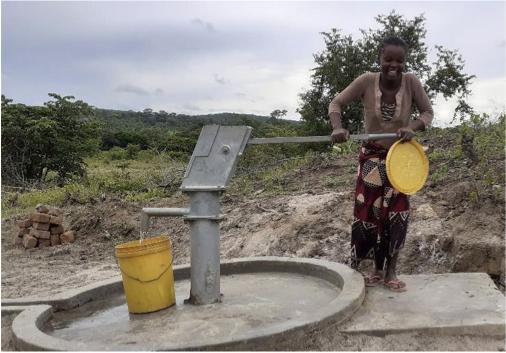 CHINTILI, ZAMBIA – Chikondi