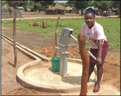 MAYANGA, ZAMBIA – Mayanga Health Post