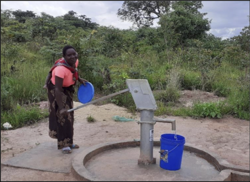 NYAMPHANDE A, ZAMBIA – Chitunkuko
